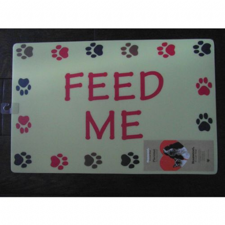 Feed Me Place Mat
